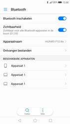 Huawei P10 Lite - bluetooth - aanzetten - stap 5