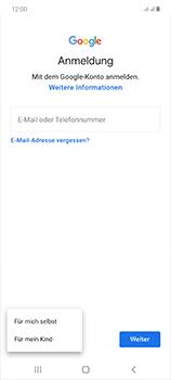 Samsung Galaxy Note 20 5G - Apps - Einrichten des App Stores - Schritt 6