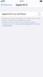 Apple iPhone 6s - iOS 14 - WiFi - Activez WiFi Calling - Étape 6