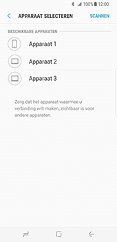 Samsung Galaxy S8 - contacten, foto