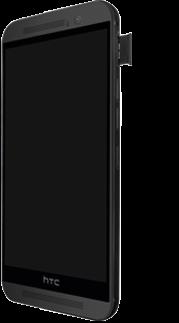 HTC One M9 - SIM-Karte - Einlegen - 10 / 14