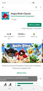 Samsung Galaxy S10 - Apps - Herunterladen - 16 / 18