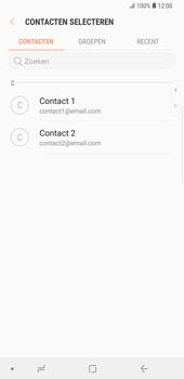 Samsung Galaxy S9 Plus - E-mail - E-mails verzenden - Stap 8