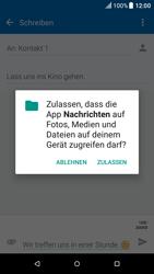 HTC One M9 - MMS - Erstellen und senden - 16 / 25