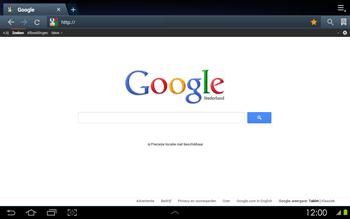 Samsung P5100 Galaxy Tab 2 10-1 - Internet - internetten - Stap 7