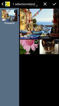 Samsung Galaxy Note 3 - Contact, Appels, SMS/MMS - Envoyer un MMS - Étape 19
