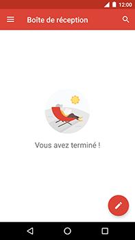 Motorola Moto E4 Plus - E-mails - Ajouter ou modifier votre compte Gmail - Étape 6