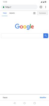 OnePlus 7 - Internet et connexion - Naviguer sur internet - Étape 10