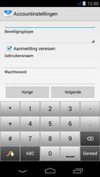 Acer Liquid Jade S - E-mail - Handmatig instellen - Stap 14