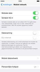 Apple iPhone 6 - Netwerk - Wijzig netwerkmodus - Stap 4