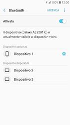 Samsung Galaxy A3 (2017) - Bluetooth - Collegamento dei dispositivi - Fase 9