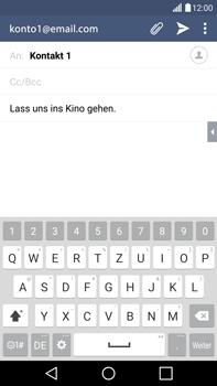 LG G4 - E-Mail - E-Mail versenden - 9 / 20