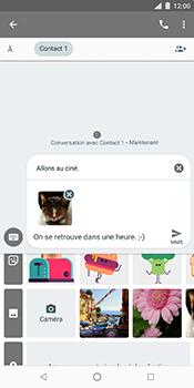 Nokia 7 Plus - Contact, Appels, SMS/MMS - Envoyer un MMS - Étape 17