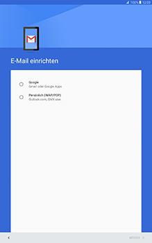 Samsung Galaxy Tab A 10.1 - E-Mail - Konto einrichten (gmail) - 1 / 1