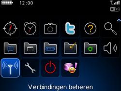 BlackBerry 9300 Curve 3G - bluetooth - aanzetten - stap 3