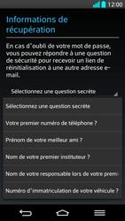 LG G2 - Premiers pas - Créer un compte - Étape 15