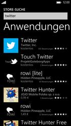 HTC Windows Phone 8X - Apps - Einrichten des App Stores - Schritt 6