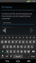 LG G Flex - Apps - Konto anlegen und einrichten - 5 / 26