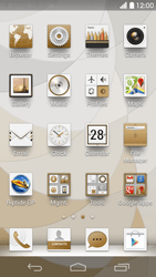 Huawei Ascend P6 - E-mail - 032b. Email wizard - Yahoo - Step 3