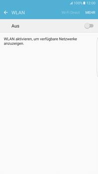Samsung G928F Galaxy S6 edge+ - Android M - WLAN - Manuelle Konfiguration - Schritt 5