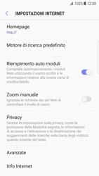 Samsung Galaxy S7 Edge - Android N - Internet e roaming dati - Configurazione manuale - Fase 28