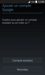 Samsung G388F Galaxy Xcover 3 - Applications - Créer un compte - Étape 4