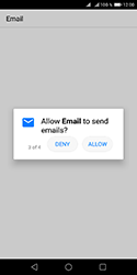 Huawei Y5 (2018) - E-mail - Manual configuration (outlook) - Step 11
