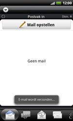HTC S510e Desire S - e-mail - hoe te versturen - stap 12