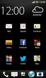 HTC Desire 500 - Contactgegevens overzetten - delen via Bluetooth - Stap 3