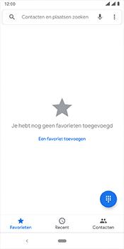 Nokia 3.1 Plus - Android Pie - voicemail - handmatig instellen - stap 4