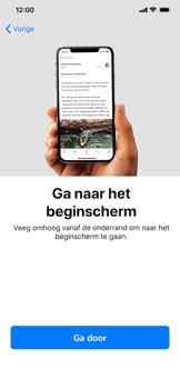 Apple iphone-xs-max-met-ios-13-model-a1921 - Instellingen aanpassen - Nieuw toestel instellen - Stap 37