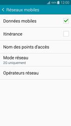 Samsung A500FU Galaxy A5 - Réseau - Changer mode réseau - Étape 8