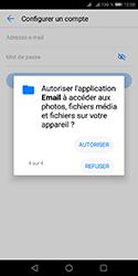 Huawei Y5 (2018) - E-mails - Ajouter ou modifier un compte e-mail - Étape 9
