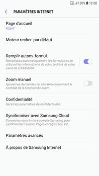 Samsung Galaxy J7 (2017) - Internet - Configuration manuelle - Étape 26