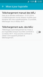 Samsung Samsung Galaxy J3 2016 - Logiciels - Installation de mises à jour - Étape 7