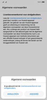 Huawei P20 Lite Dual-SIM (Model ANE-LX1) - Instellingen aanpassen - Nieuw toestel instellen - Stap 7