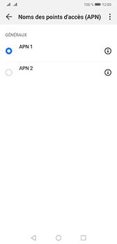 Huawei Mate 20 - Internet - Configuration manuelle - Étape 15
