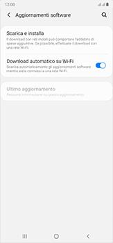 Samsung Galaxy Note 20 Ultra 5G - Software - Installazione degli aggiornamenti software - Fase 5