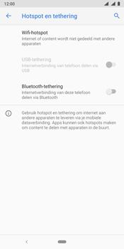 Nokia 9 - Internet - Stel mobiele hotspot in - Stap 6