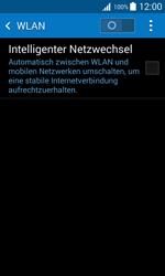Samsung G318H Galaxy Trend 2 Lite - WLAN - Manuelle Konfiguration - Schritt 5