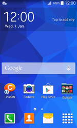 Samsung G355 Galaxy Core 2 - MMS - Automatic configuration - Step 3