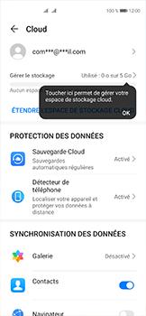 Huawei P40 - Aller plus loin - Gérer vos données depuis le portable - Étape 15