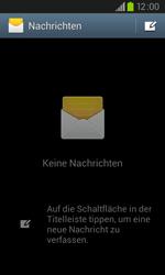 Samsung I9105P Galaxy S2 Plus - SMS - Manuelle Konfiguration - Schritt 4
