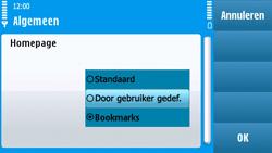 Nokia N97 - internet - handmatig instellen - stap 24
