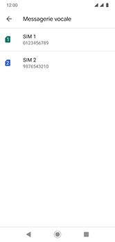 Xiaomi Mi A2 Lite - Messagerie vocale - configuration manuelle - Étape 8