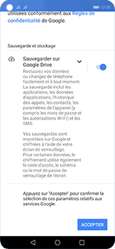 Huawei Nova 5T - Applications - Configuration de votre store d