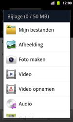Samsung I8160 Galaxy Ace II - E-mail - E-mail versturen - Stap 10