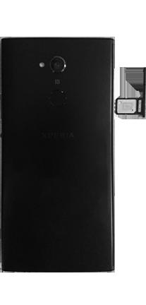 Sony Xperia XA2 Ultra - SIM-Karte - Einlegen - 3 / 8