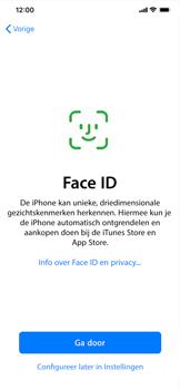 Apple iphone-xs-max-met-ios-13-model-a1921 - Instellingen aanpassen - Nieuw toestel instellen - Stap 13