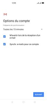Oppo Reno 4Z - E-mails - Ajouter ou modifier un compte e-mail - Étape 19